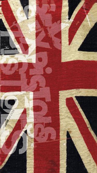 Sex Pistols Box Set Sleeve, Virgin Records 2002