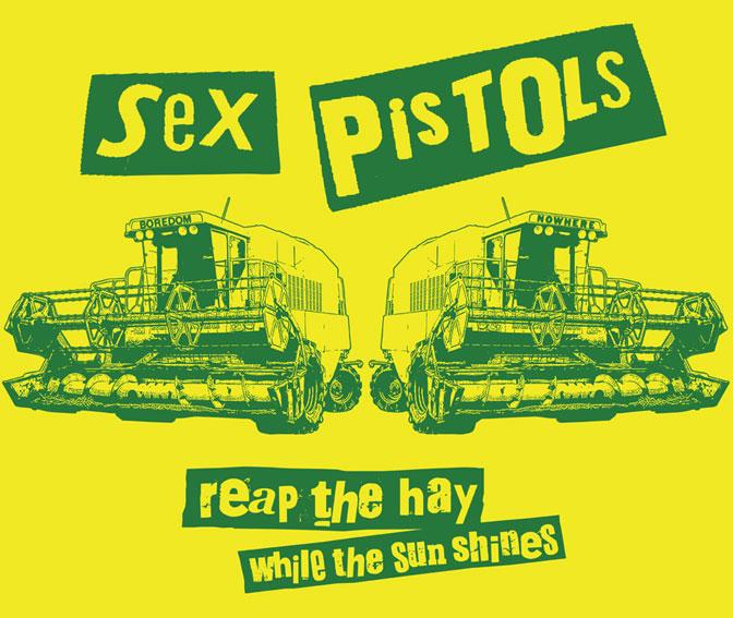 Combine Harvester 2008 © Sex Pistols Residuals (artwork John Rambo Stevens / Signatures)