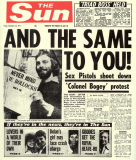 The Sun, November 25th 1977