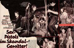 Bravo Magazine, 1977