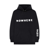 Nowhere Boredom - Black Hoodie (front)