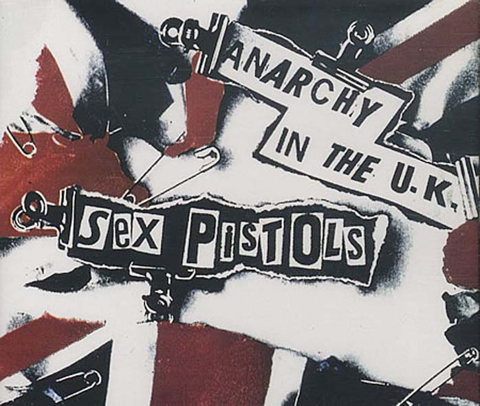 Anarchy in the UK -  CD 1992
