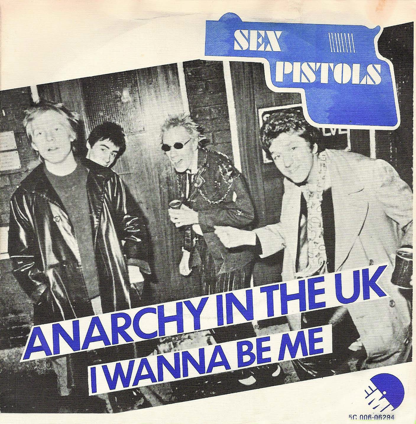 Anarchy in the UK - Holland  1976