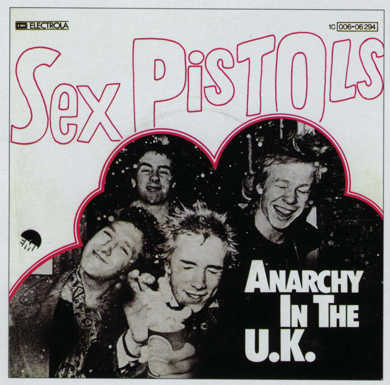 Anarchy in the UK - Germany 1976