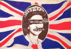 God Save The Queen - Poster 1977