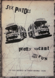Pretty Vacant - Poster 1977