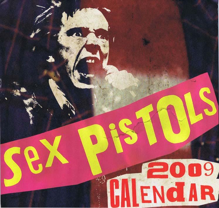 2009 Official calendar