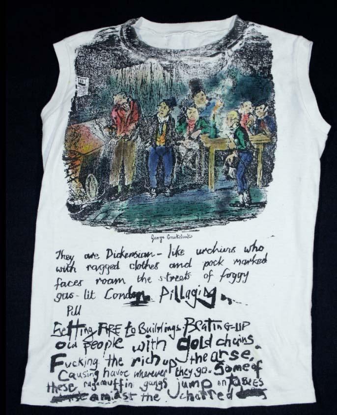 Christmas Day T-shirt 1977