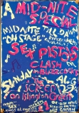 Screen On The Green Cinema, Islington, London August 29th 1976 - Poster