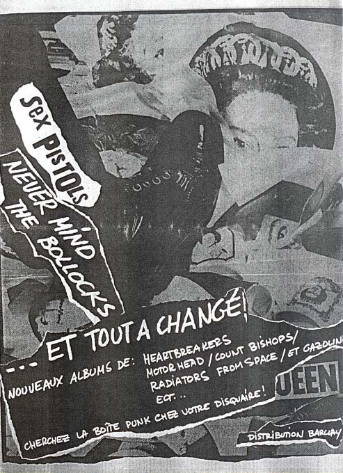 NMTB - French Press Ad 1977