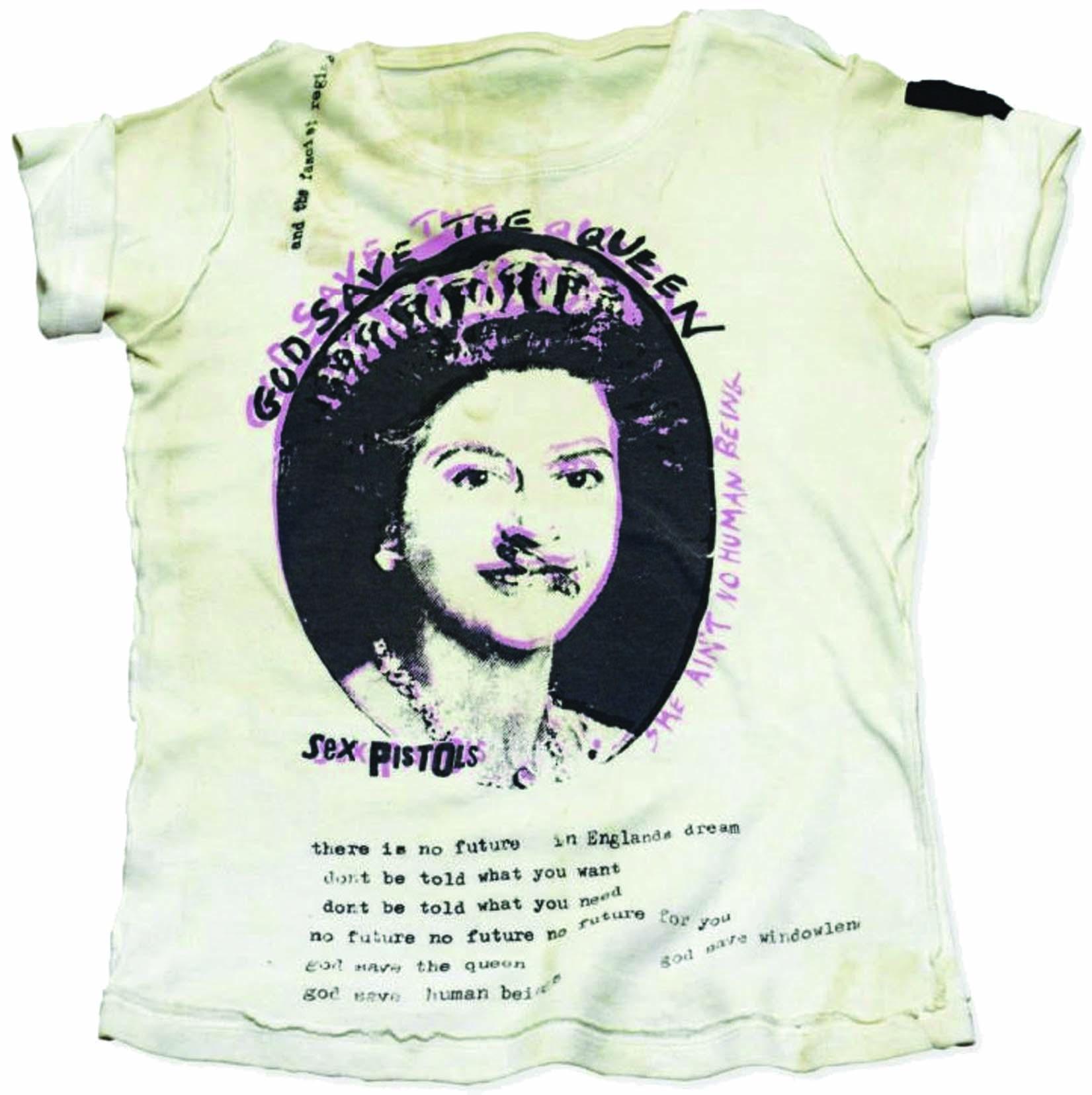 GSTQ - T-shirt 1977