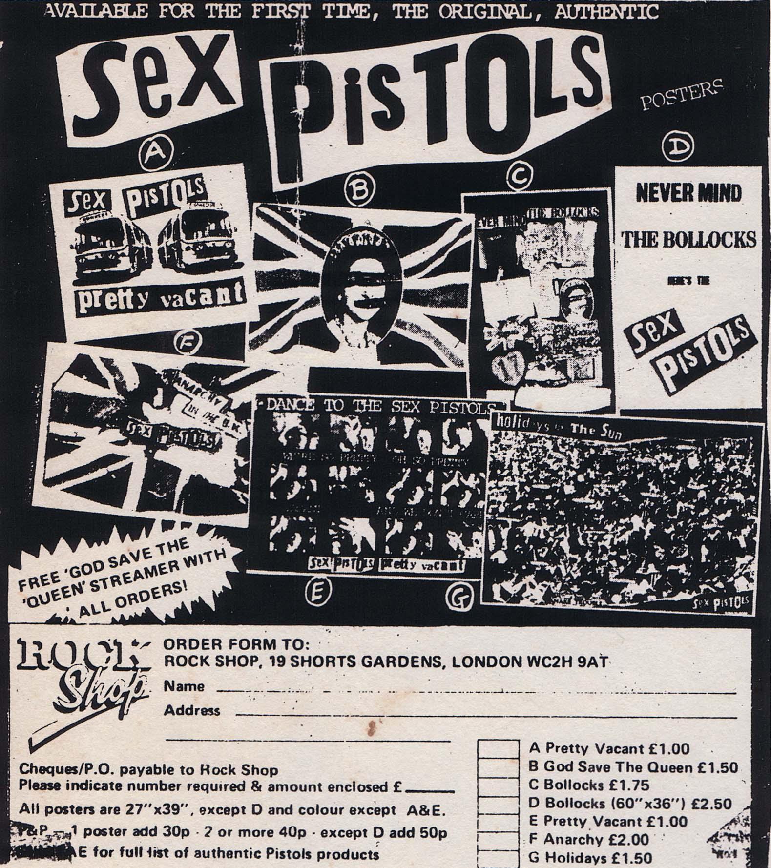 Glitterbest - Press Ad 1977