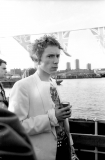 Queen Elizabeth River Boat, River Thames, London 7th June 1977 © Dave Wainright