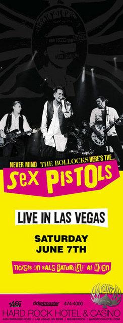 7.6.08 The Joint, Las Vegas, USA - Press Ad