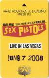 7.6.08 The Joint, Las Vegas, USA - Hotel Key Card