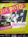 22.8.08 Teatria, Oulu, Finland - Poster
