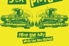 Combine Harvester Tour 2008