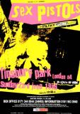 Finsbury Park, London, UK June 23rd 1996 - Press Ad