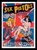 Hollywood Palladium, Los Angeles, California, USA, August 23rd 1996 - Poster