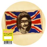 """God Save The Queen  7"""" picture disc, 2012"""