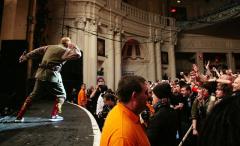 8.11.07 Brixton Academy, London, UK  © Sex Pistols Residuals (photo Paul Burgess)