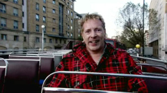 There'll Always Be An England DVD - John Lydon's open-top bus ride