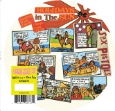 """Holidays in the Sun 7"""" picture disc, 2012"""