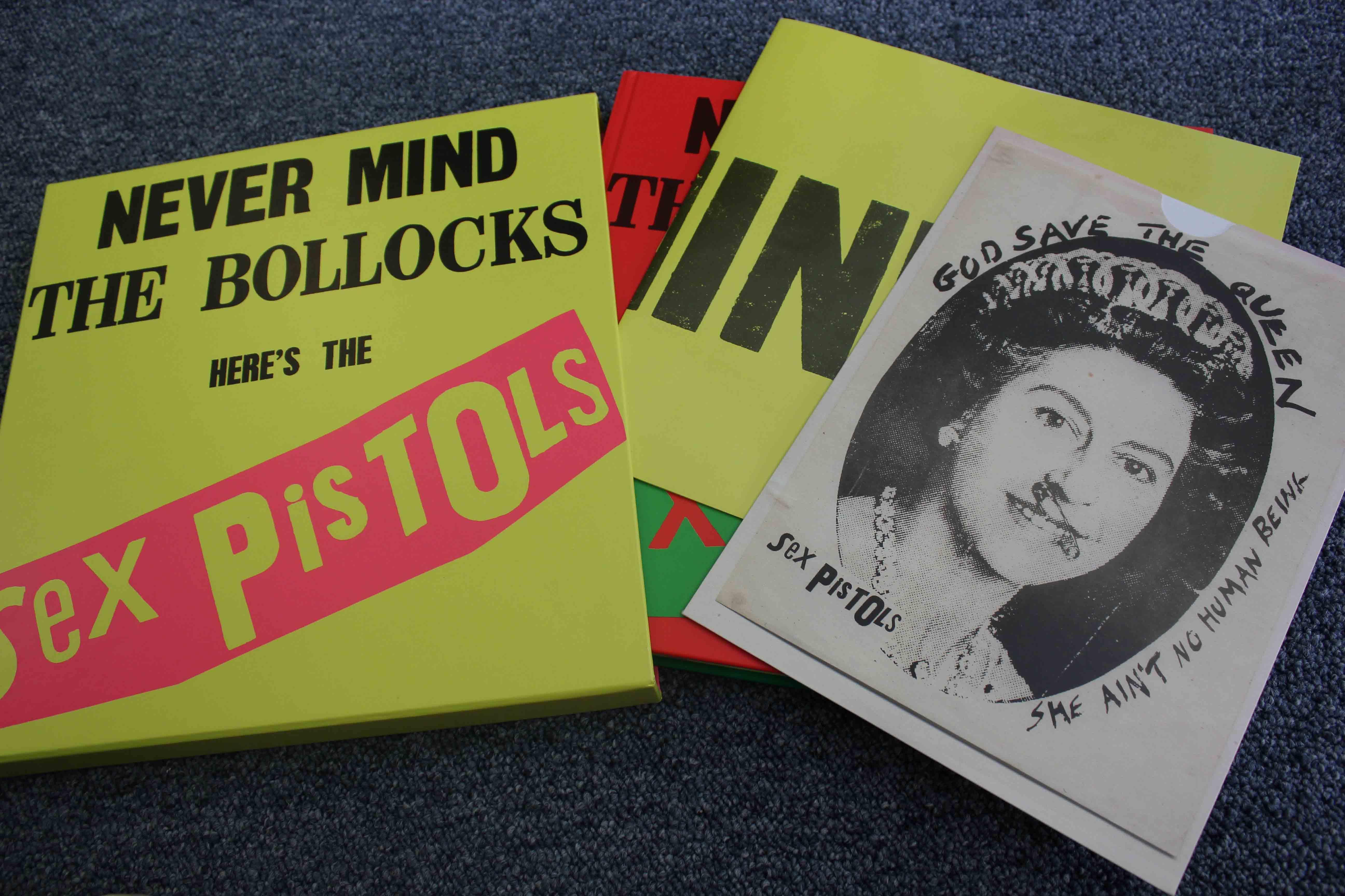 Never Mind The Bollocks – 35th Anniversary Deluxe Edition, 2017 LP Box set