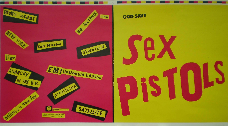 God Save Sex Pistols - 1977 (unreleased)