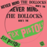 Never Mind The Bollocks, Warner Bothers picture disc LP - Record Store Day, 2016 (USA)