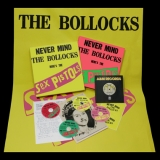 Never Mind The Bollocks – 35th Anniversary Deluxe Edition, 2017 LP Box set