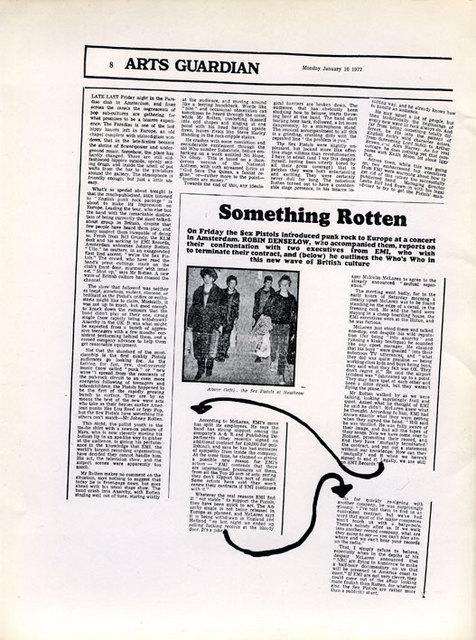 Warner Brothers press kit, 1977