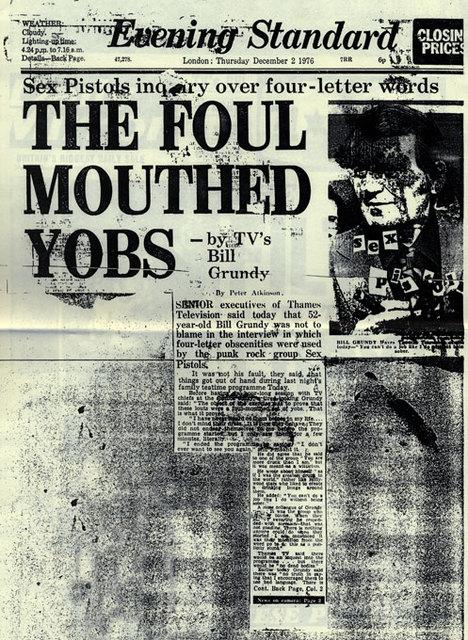 Evening Standard, December 2nd 1976