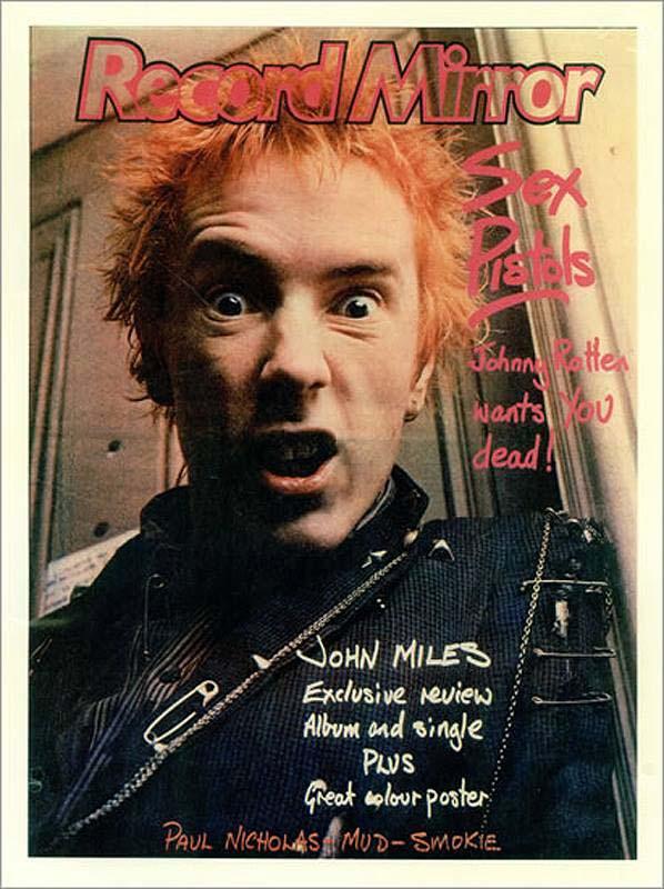 Record Mirror, 11th December 1976