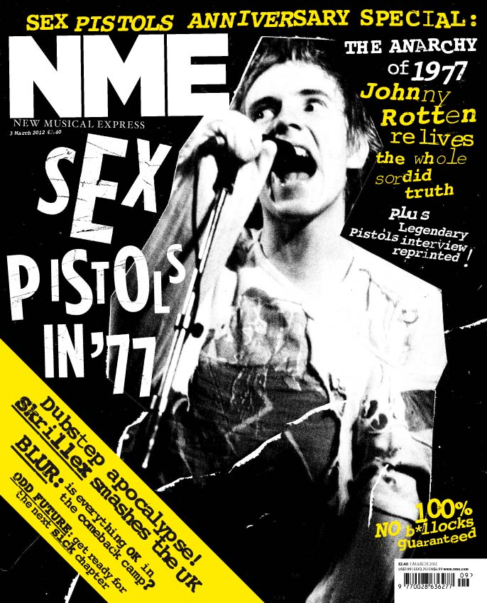 NME, March 3rd 2012
