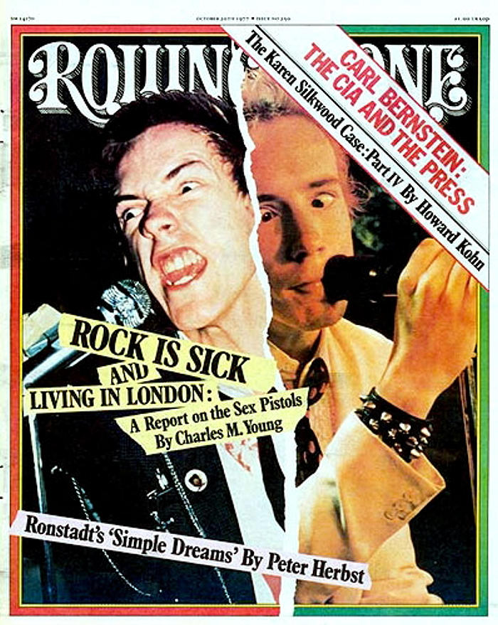 Rolling Stone, October 1977