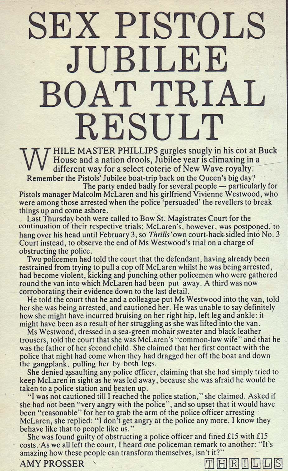NME, June 1977