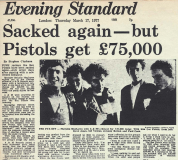 Evening Standard, March 17th 1977