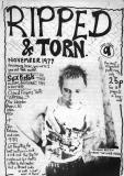 Ripped & Torn Fanzine  9