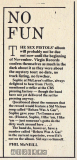 NME, August 1977