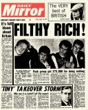 Daily Mirror 18th March 1977