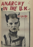 Anarchy in the UK - newspaper, 1976