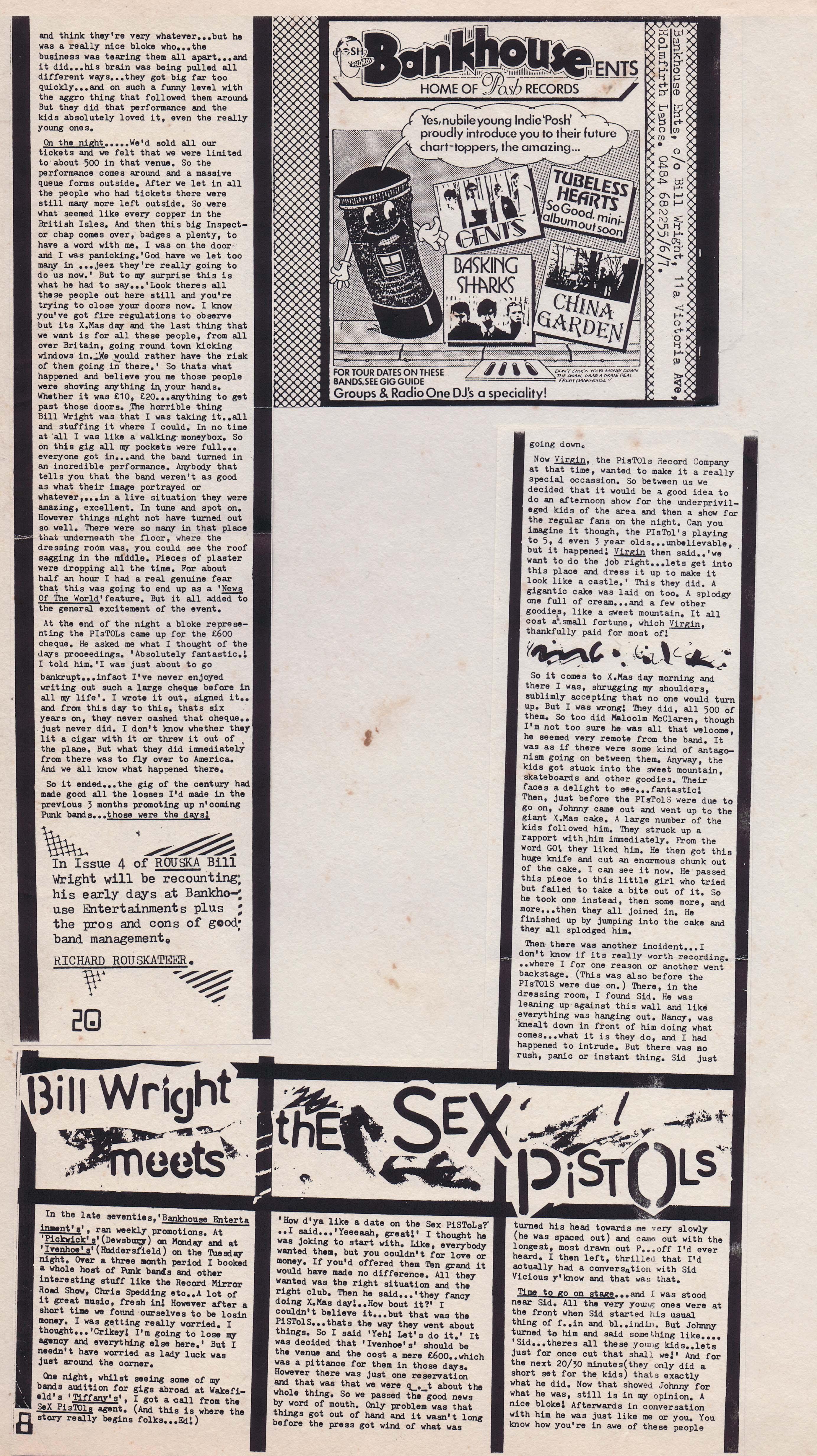 Rouska Fanzine