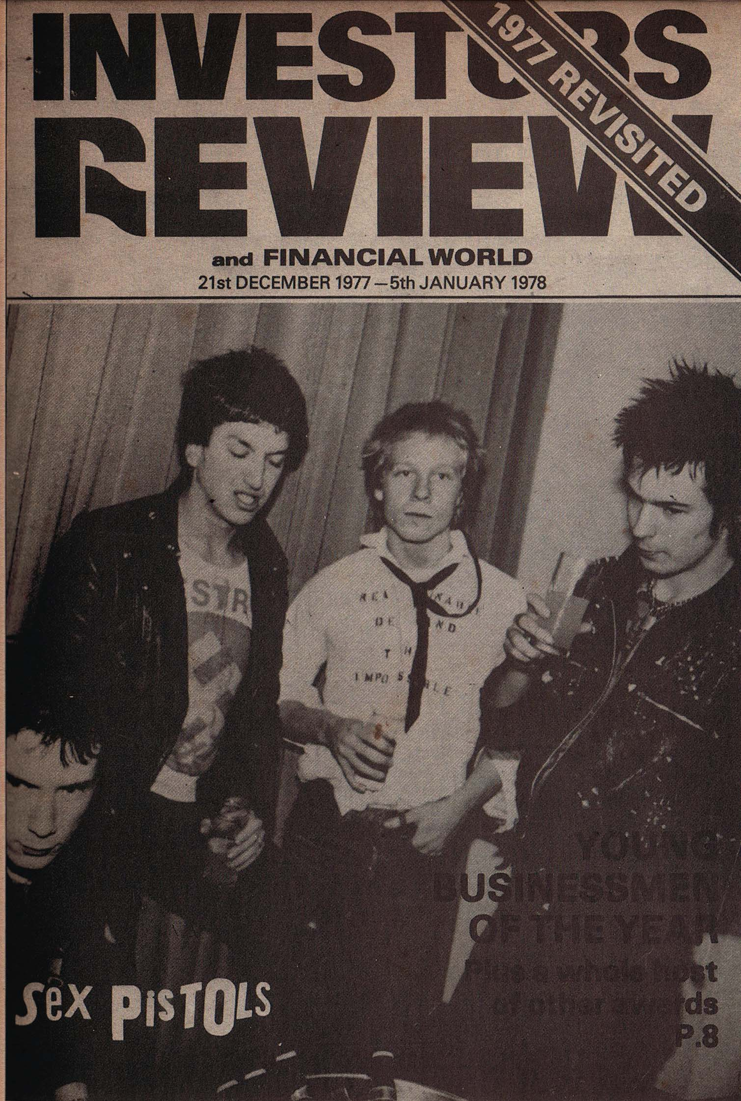 Investors review, december 1977
