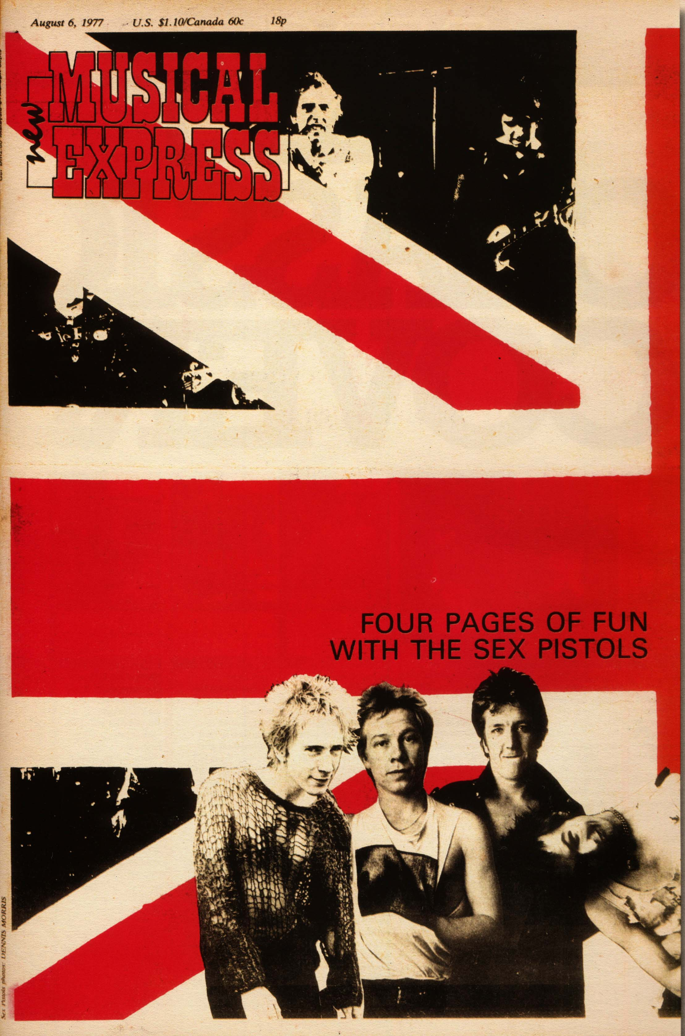 NME, August 6th 1977