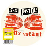 "Pretty Vacant 7"" picture disc, 2012"