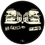 """Pretty Vacant 7"""" picture disc, 2012 b-side"""
