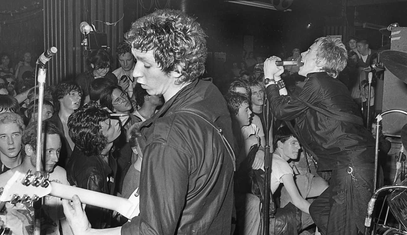 100 Club 20th September 1976 © Barry Plummer