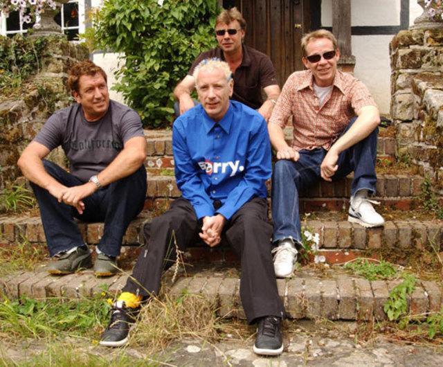 Rehearsals, Brighton July 2002