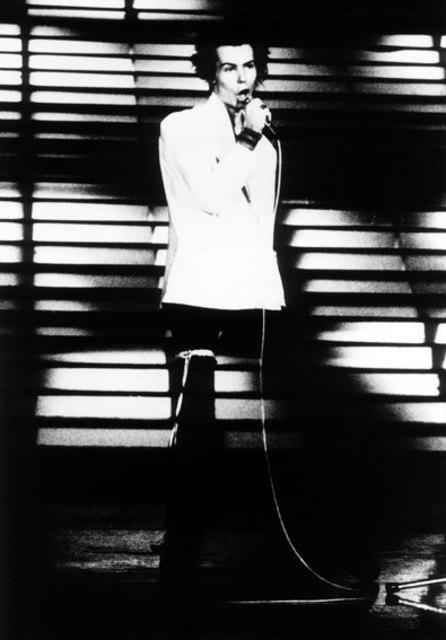 Sid My Way video shoot 1978